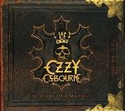 DVD image OZZY OSBOURNE: MEMOIRS OF A MADMAN (2DVD) - (DVD)