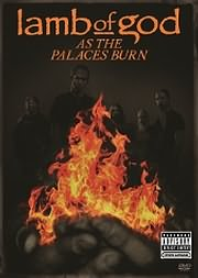 DVD image LAMB OF GOD: AS THE PALACES BURN (2DVD) - (DVD)