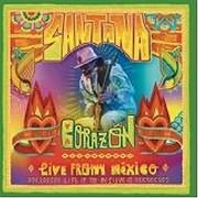 CD + DVD image SANTANA / CORAZON - LIVE FROM MEXICO (CD+DVD)
