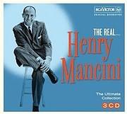 CD image HENRY MANCINI / THE REAL HENRY MANCINI (3CD)