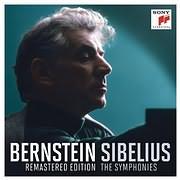 CD image LEONARD BERNSTEIN / SIBELIUS REMASTERED (7CD)