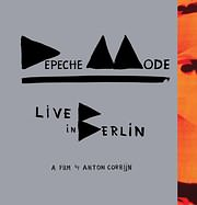 CD + DVD image DEPECHE MODE / LIVE IN BERLIN (2 CD + AUDIO BLU - RAY + 2 DVD)