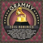 CD image 2015 GRAMMY NOMINEES - (VARIOUS)