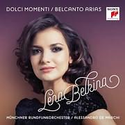 CD image for LENA BELKINA / DOLCI MOMENTI - BELCANTO ARIAS