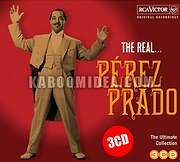 CD image PEREZ PRADO / THE REAL... PEREZ PRADO - COLLECTION (3CD)