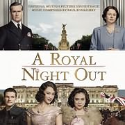 CD image A ROYAL NIGHT OUT (PAUL ENGLISHBY) - (OST)