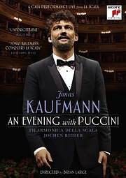JONAS KAUFMANN / AN EVENING WITH PUCCINI - (DVD)
