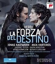 VERDI / LA FORZA (KAUFMANN) (2 DVD) (ASHER FISCH) - (DVD)