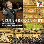 NEW YEAR S CONCERT 2016 / MARISS JANSONS - VIENNA PHILHARMONIC (2CD)