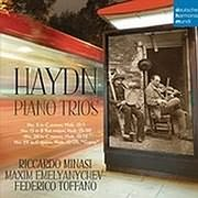 HAYDN / KEYBOARD TRIOS (RICARDO MINASI)
