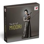 MIDORI / THE ART OF MIDORI (10CD)