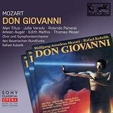 MOZART / DON GIOVANNI (RAFAEL KUBELIK) (3CD)