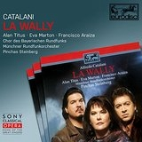 CATALANI / LA WALLY (PINCHAS STEINBERG) (2CD)