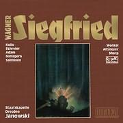 CD image WAGNER / SIEGFRIED (MAREK JANOWSKI) (4CD)