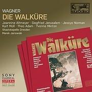 CD image WAGNER / DIE WALKURE (MAREK JANOWSKI) (4CD)