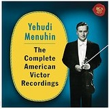 YEHUDI MENUHIN / THE COMPLETE AMERICAN VICTOR RECORDINGS (6CD)