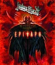 DVD image JUDAS PRIEST: EPITAPH - (DVD)