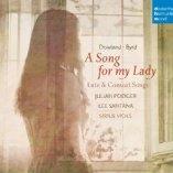 CD image LEE SANTANA AND JULIAN PODGER / LUTE SONGS