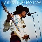 CD Image for THE JIMI HENDRIX EXPERIENCE / MIAMI POP FESTIVAL (2LP) (VINYL)