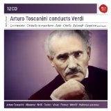 CD image ARTURO TOSCANINI / CONDUCTS VERDI (12CD)