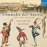 CD image ACCENTUS AUSTRIA / COMMEDIA DELL AUSTRIA