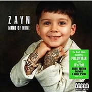CD image ZAYN / MIND OF MINE (DELUXE EDITION)