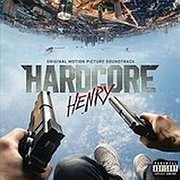 CD image HARDCORE HENRY (VARIOUS) - (OST)