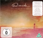 CD + DVD image RIVERSIDE / LOVE FEAR AND THE TIME MACHINE (CD+DVD)