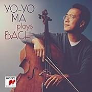 CD image YO - YO MA / PLAYS BACH
