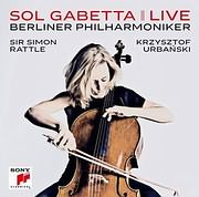 SOL GABETTA / ELGAR AND MARTINU: CELLO CONCERTO
