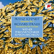 CD image for SCHMIDT / SYMPHONY NO.2 - STRAUSS / DREAMING BY THE FIRESIDE (SEMYON BYCHKOV AND WIENER PHILH.)