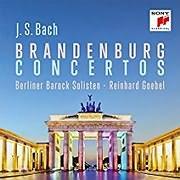 CD Image for BACH / BRANDENBURG CONCERTOS (BERLINER BAROCK SOLISTEN) (2CD)