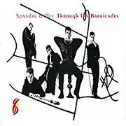 CD + DVD image SPANDAU BALLET / THROUGH THE BARRICADES (REMASTER) (CD+DVD)