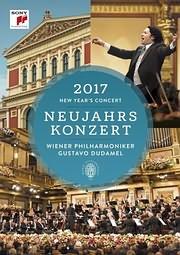 NEW YEAR S CONCERT 2017 (GUSTAVO DUDAMEL AND WIENER PHILHARMONIKER) - (DVD)