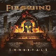 FIREWIND / <br>IMMORTALS (LIMITED EDITION INCL. STICKERS)