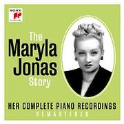 MARYLA JONAS / HER COMPLETE PIANO RECORDINGS (4CD)