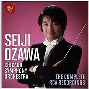 CD image for SEIJI OZAWA / THE COMPLETE RCA RECORDINGS (6CD)
