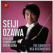SEIJI OZAWA / THE COMPLETE RCA RECORDINGS (6CD)