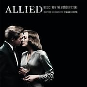 CD image ALLIED (ALAN SILVESTRI) - (OST)
