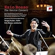 CD image for EZIO BOSSO / THE VENICE CONCERT (CD+DVD)