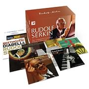 CD image for RUDOLF SERKIN / THE COMPLETE COLUMBIA ALBUM COLLECTION (75CD)
