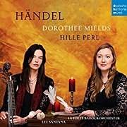 CD Image for HILLE PERL / HANDEL