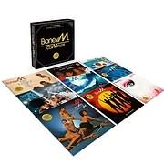 LP image BONEY M / COMPLETE - THE ORIGINAL VINYL ALBUM BOX (9LP) (VINYL)