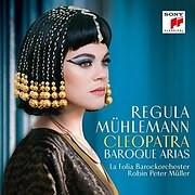 CD image for REGULA MUHLEMANN / CLEOPATRA - BAROQUE ARIAS