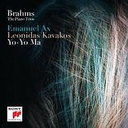 BRAHMS / THE PIANO TRIOS (YO - YO MA - EMANUEL AX - LEONIDAS KAVAKOS) (2CD)
