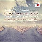 CD image KAMMERORCHESTER BASEL / SINFONIA CONCERTANTE