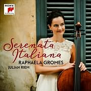 CD image for RAPHAELA GROMES / SERENATA ITALIANA