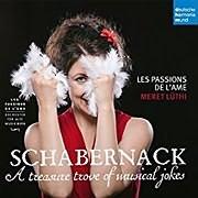 CD image LES PASSIONS DE L AME / SCHABERNACK