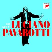 CD Image for LUCIANO PAVAROTTI / THE GREAT LUCIANO PAVAROTTI (3CD)