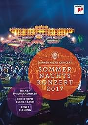 CD image for CHRISTOPH ESCHENBACH / SUMMER NIGHT CONCERT 2017 - (DVD)